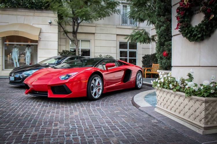 Lamborghini Aventador Roadster by Hayden G. Photography